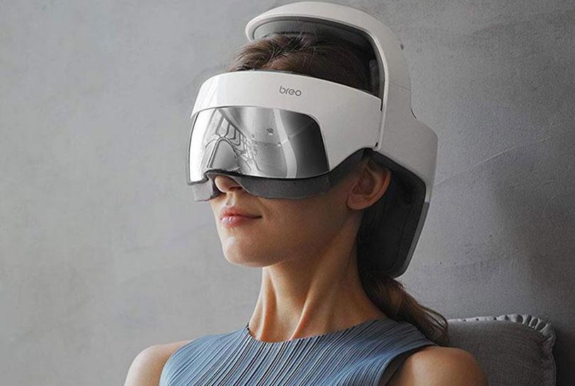 מכשיר לעיסוי ראש IDream 5S (תמונה באדיבות Relax Market)
