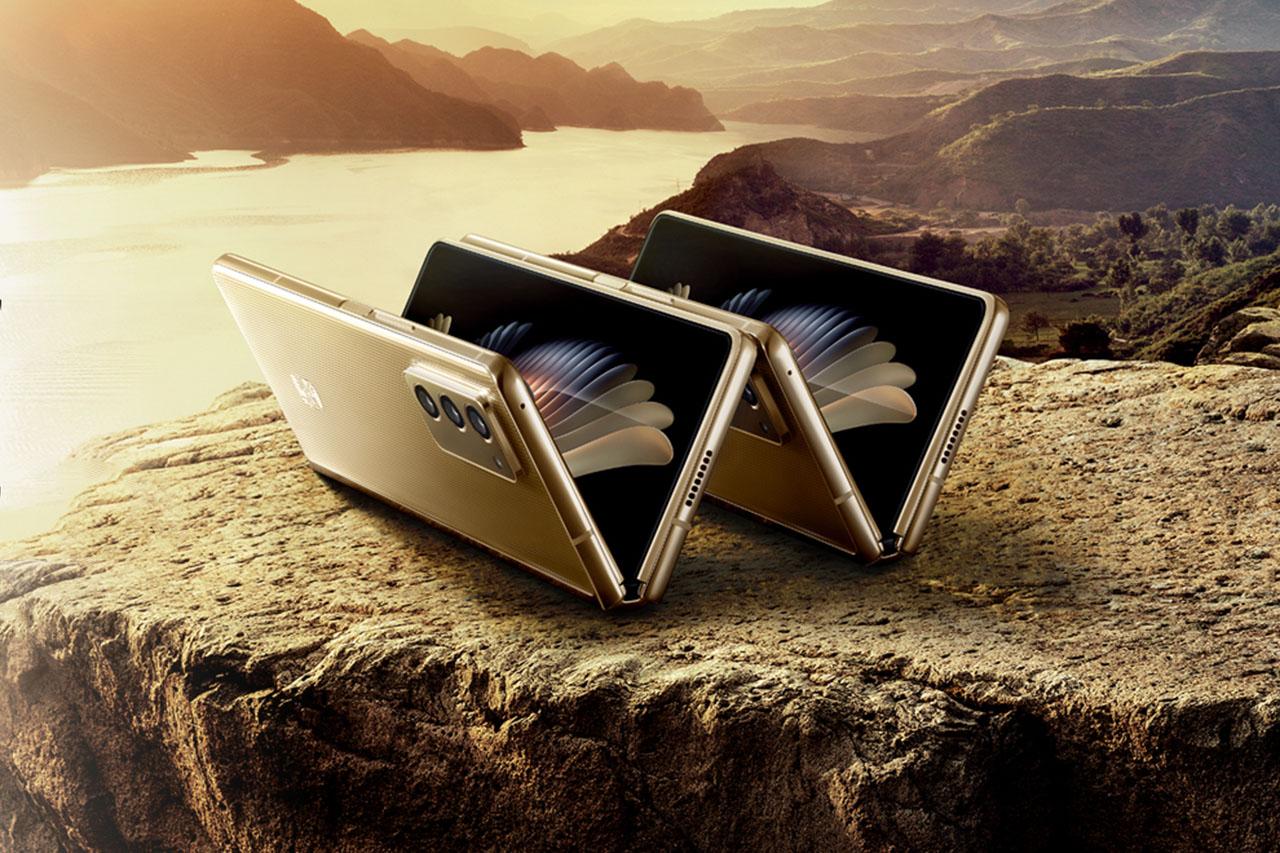 Galaxy W21 5G (תמונה: Samsung)