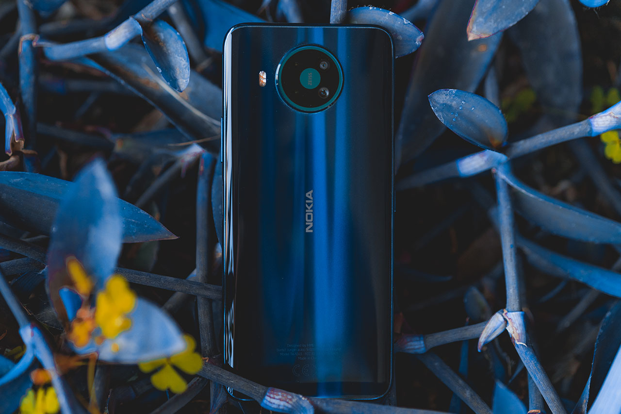 Nokia 8.3 5G (צילום: אופק ביטון, גאדג'טי)