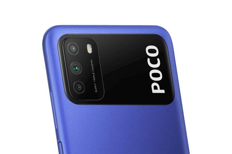 Poco M3 (תמונה: Poco / Xiaomi)