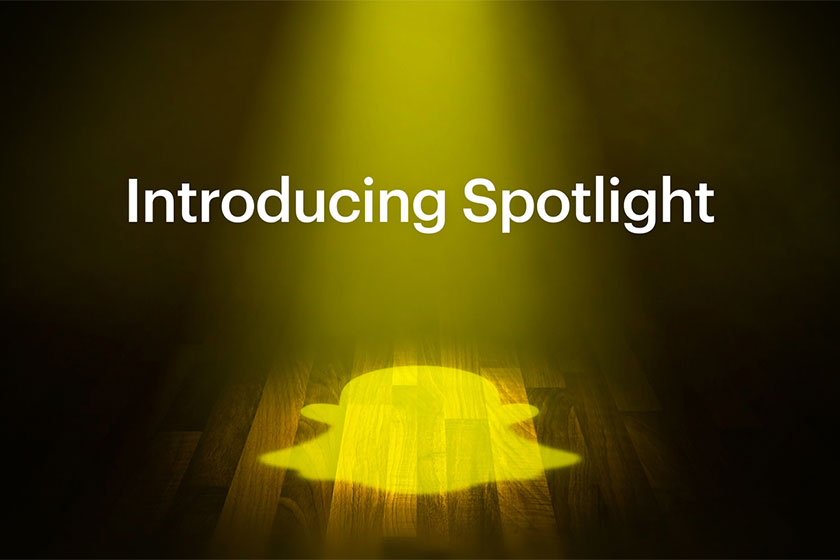 Snapchat Spotlight (תמונה: techcrunch)