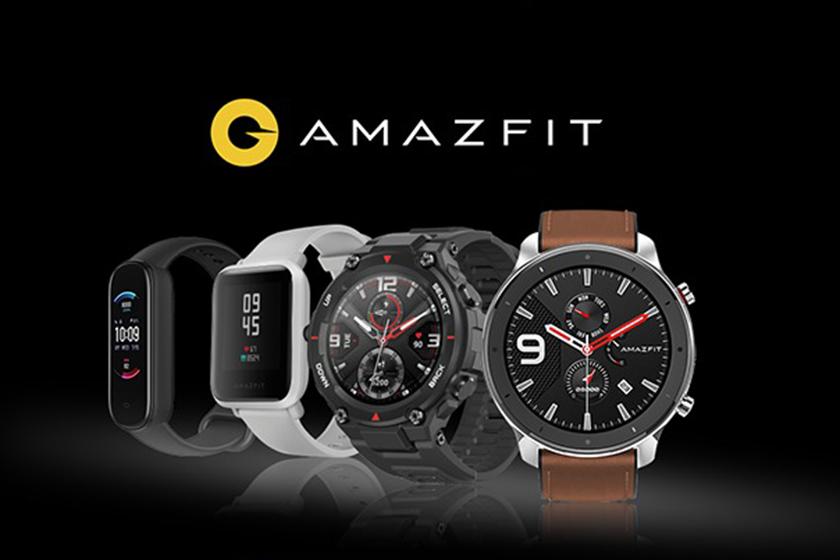 שעוני AMAZFIT (תמונה: ח.י)