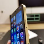 iPhone 12 Pro Max (צילום: רונן מנדזיצקי)