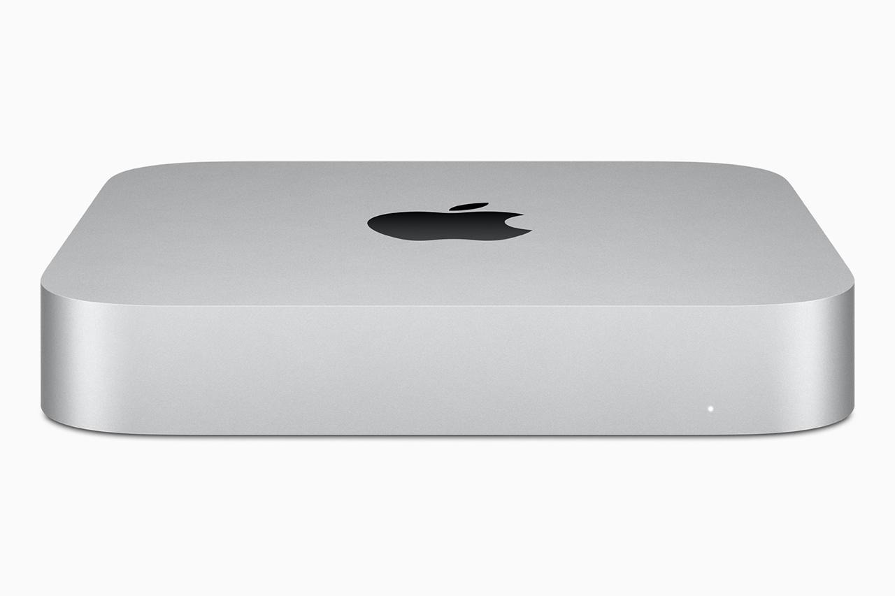 Mac Mini עם שבב Apple M1 (תמונה: Apple)