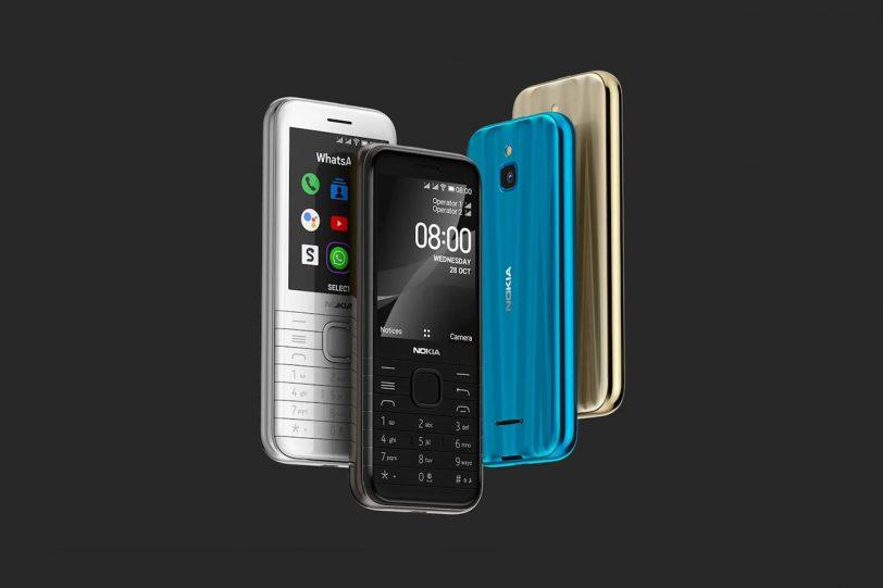 Nokia 8000 (תמונה: HMD Global)