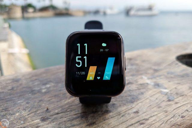 גאדג'טי מסקר: Realme Watch – השעון החכם הראשון של Realme