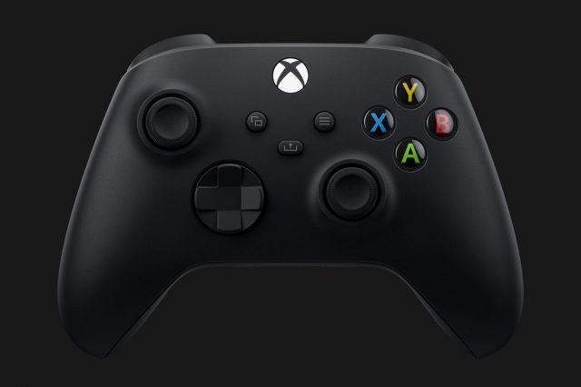 בקר משחק Xbox Series X (תמונה: Microsoft)