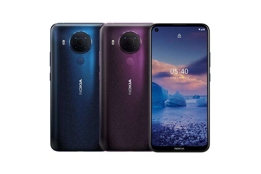 Nokia 5.4 (תמונה: HMD Global)