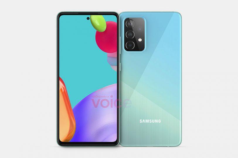 Samsung Galaxy A52 5G (תמונה: Voice)