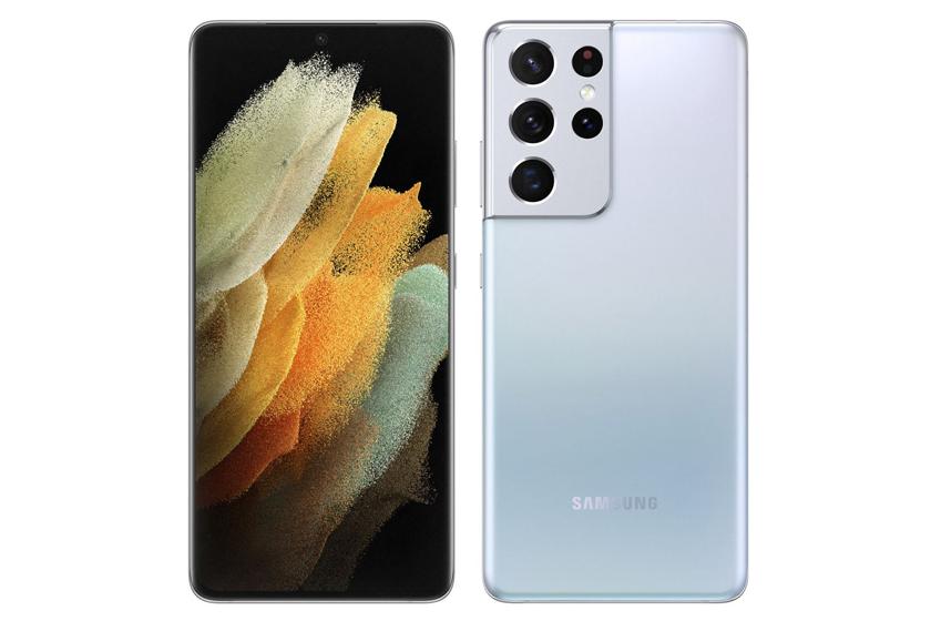 Samsung Galaxy S21 Ultra 5G (תמונה: evleaks)