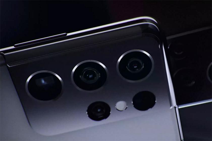 Samsung Galaxy S21 Ultra 5G (תמונה: Android Police)