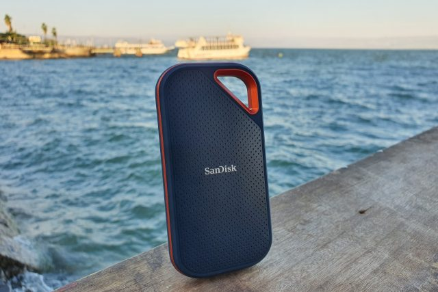 גאדג'טי מסקר: SanDisk Extreme PRO Portable SSD V2 – כונן SSD חיצוני למשתמשים בדרכים