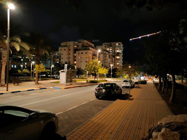 צילום לילה רגיל (צילום: רונן מנדזיצקי)