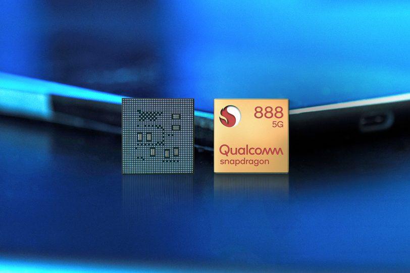 Snapdragon 888 (תמונה: Qualcomm)