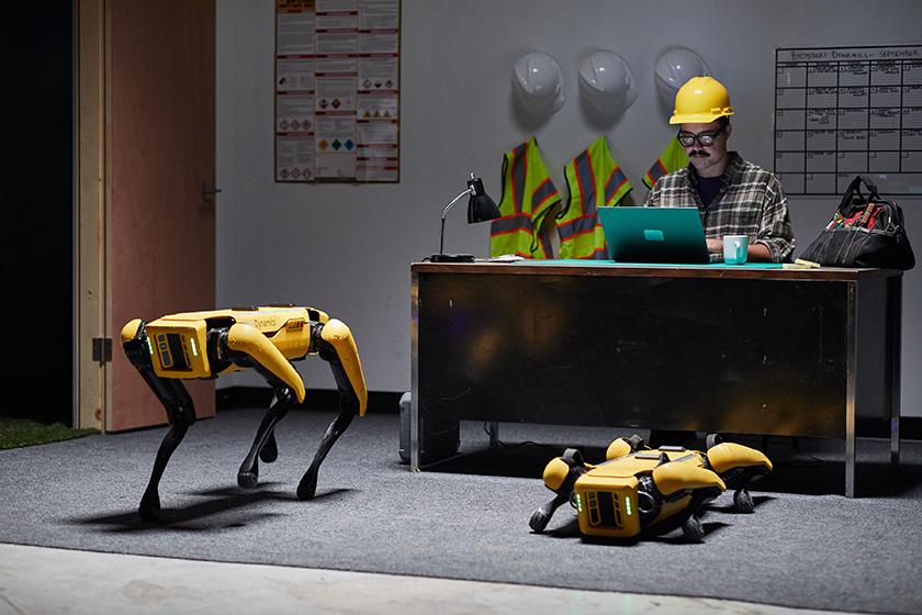 ספוט (תמונה: Boston Dynamics)