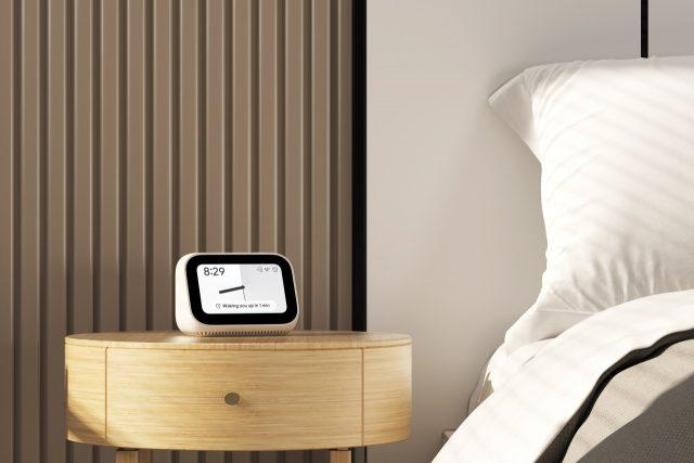 הוכרזו: שעון שולחני חכם ומצלמת אבטחה חכמה ביתית ברזולוציית 2K מבית שיאומי