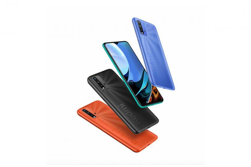 Redmi 9T (תמונה: Xiaomi)