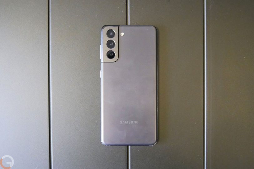 Galaxy S21 5G (צילום: רונן מנדזיצקי)