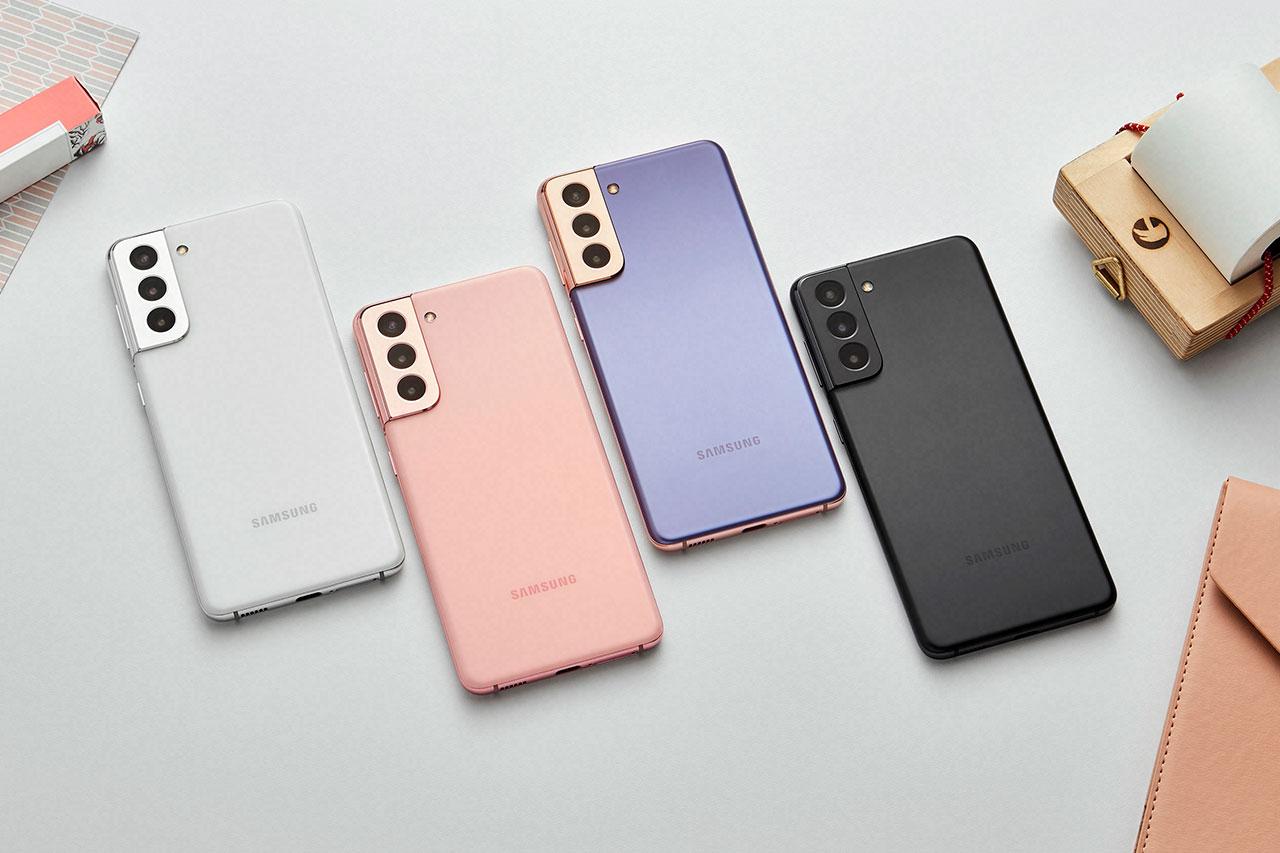 Galaxy S21 5G (תמונה: Samsung)