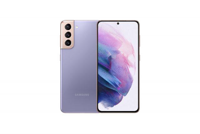 Galaxy S21 (תמונה: Samsung)