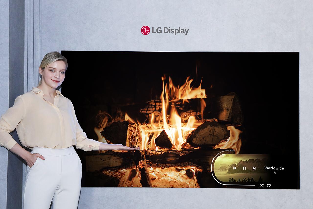 LG OLED 2021 (תמונה: LG)