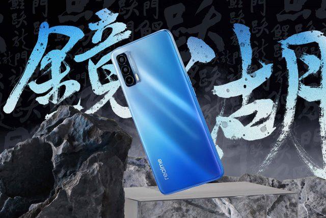 הוכרז: Realme V15 5G – מסך OLED, שלוש מצלמות וטעינה מהירה במיוחד