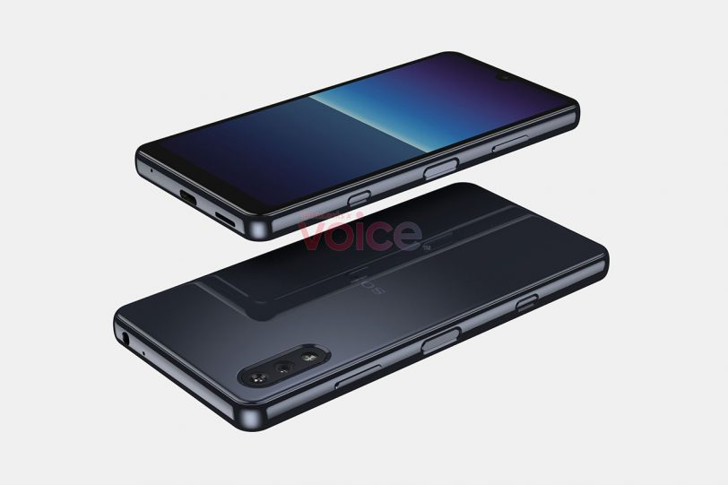 Sony Xperia Compact 2021 (הדלפה: OnLeaks / voice)