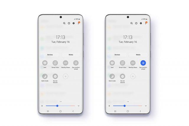 סמסונג משחררת את עדכון One UI 3.1 למגוון מכשירים קודמים