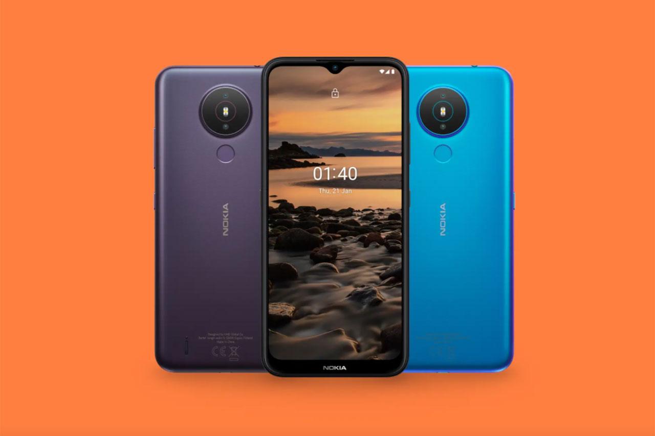 Nokia 1.4 (תמונה: HMD Global)