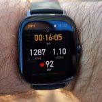 GTS 2e - מעקב פעילות ספורט