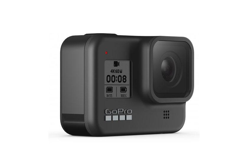 מצלמת GoPro Hero8 Black (מקור GoPro)