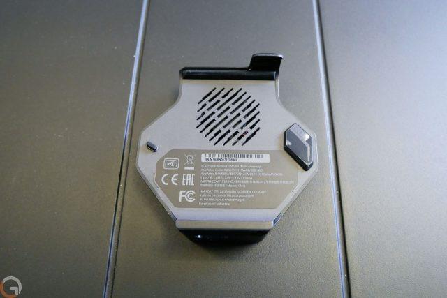 תוסף קירור AeroActive Cooler (צילום: רונן מנדזיצקי)