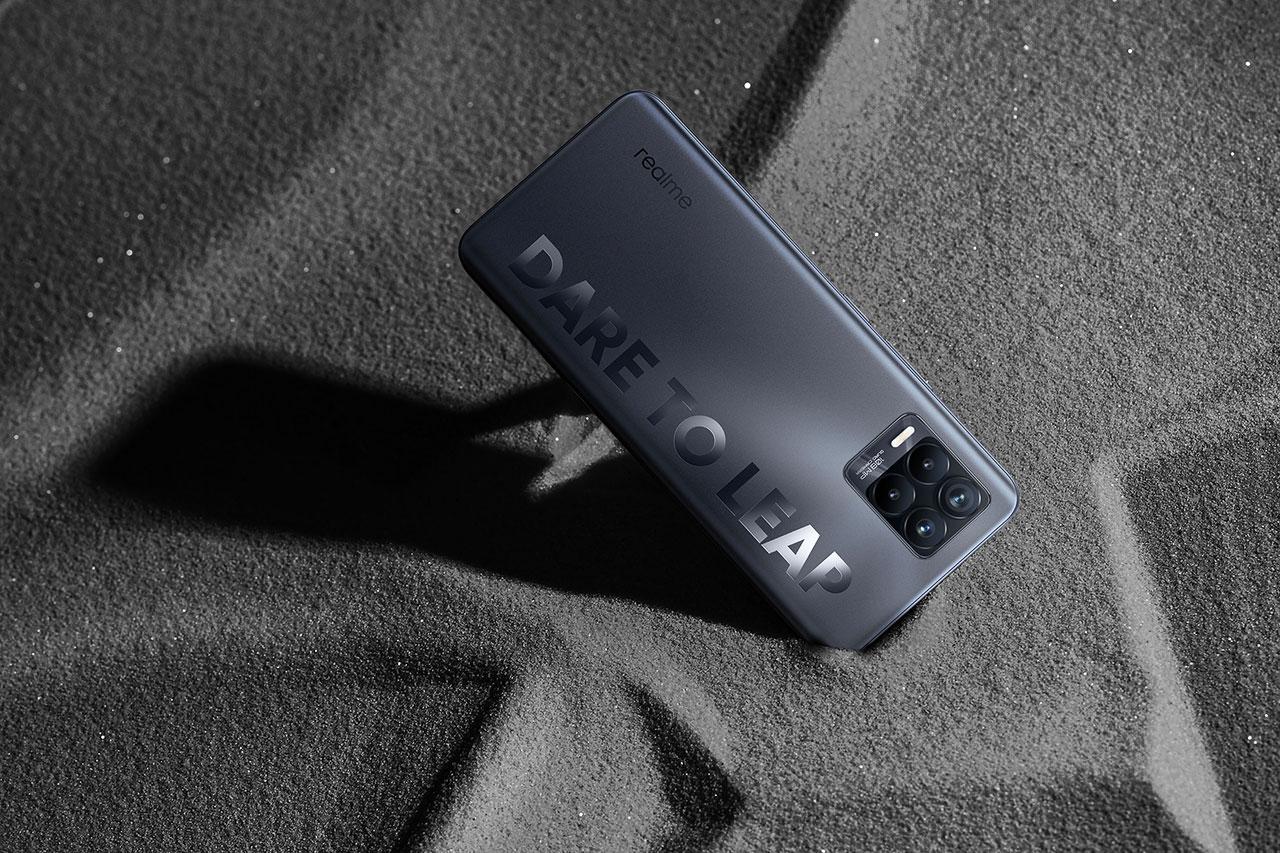 Realme 8 Pro (תמונה: Realme)