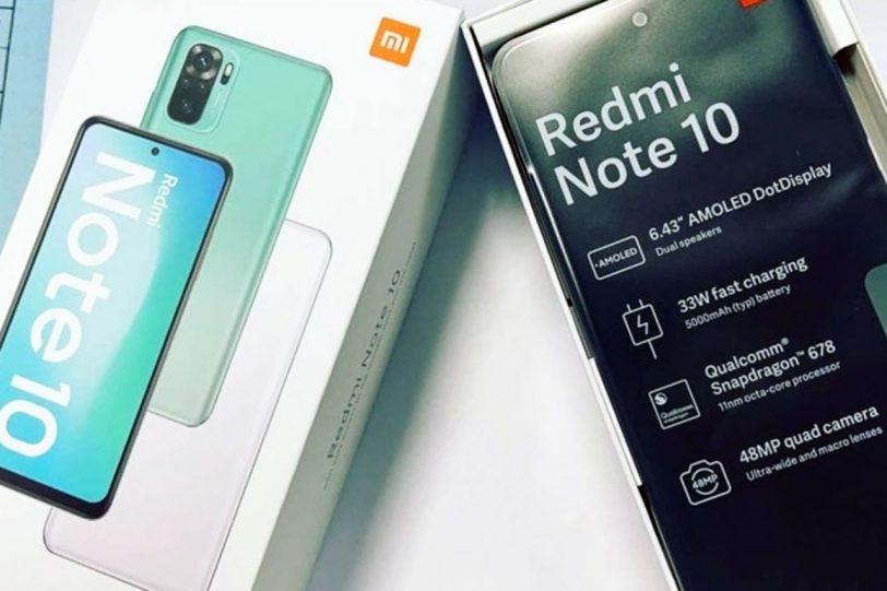 Redmi Note 10 (הדלפה)