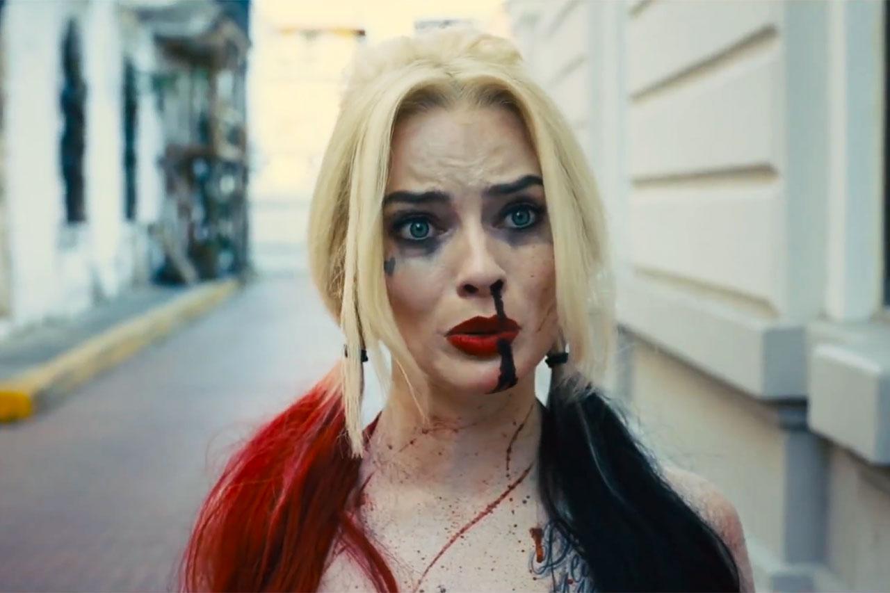 """מרגו רובי מתוך """"יחידת המתאבדים"""" (תמונה: Warner Bros)"""