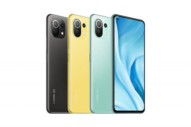 Xiaomi Mi 11 Lite 5G (תמונה: Xiaomi)