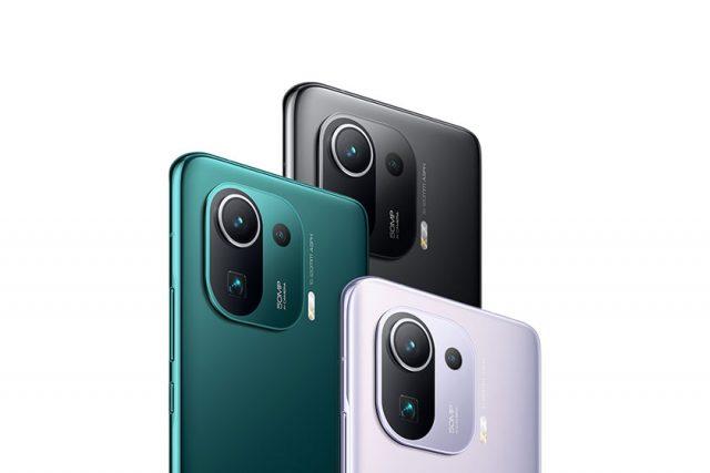 Xiaomi Mi 11 Pro (תמונה: Xiaomi)