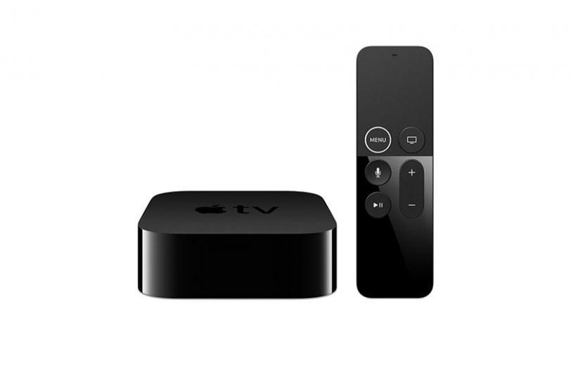 Apple TV 4K 2017 (תמונה: Apple)