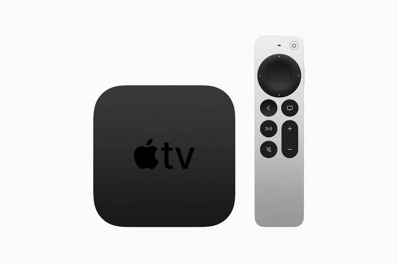 Apple TV 4K 2021 (תמונה: Apple)