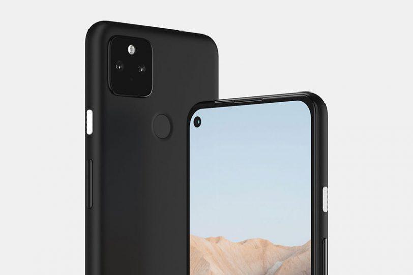 Google Pixel 5a 5G (תמונה: Voice)