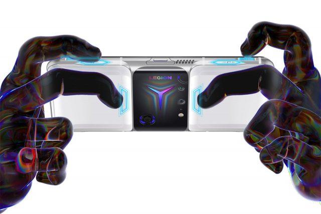 כפתורי כתף (טריגרים) ב-Legion Phone Duel 2 (תמונה: Lenovo)