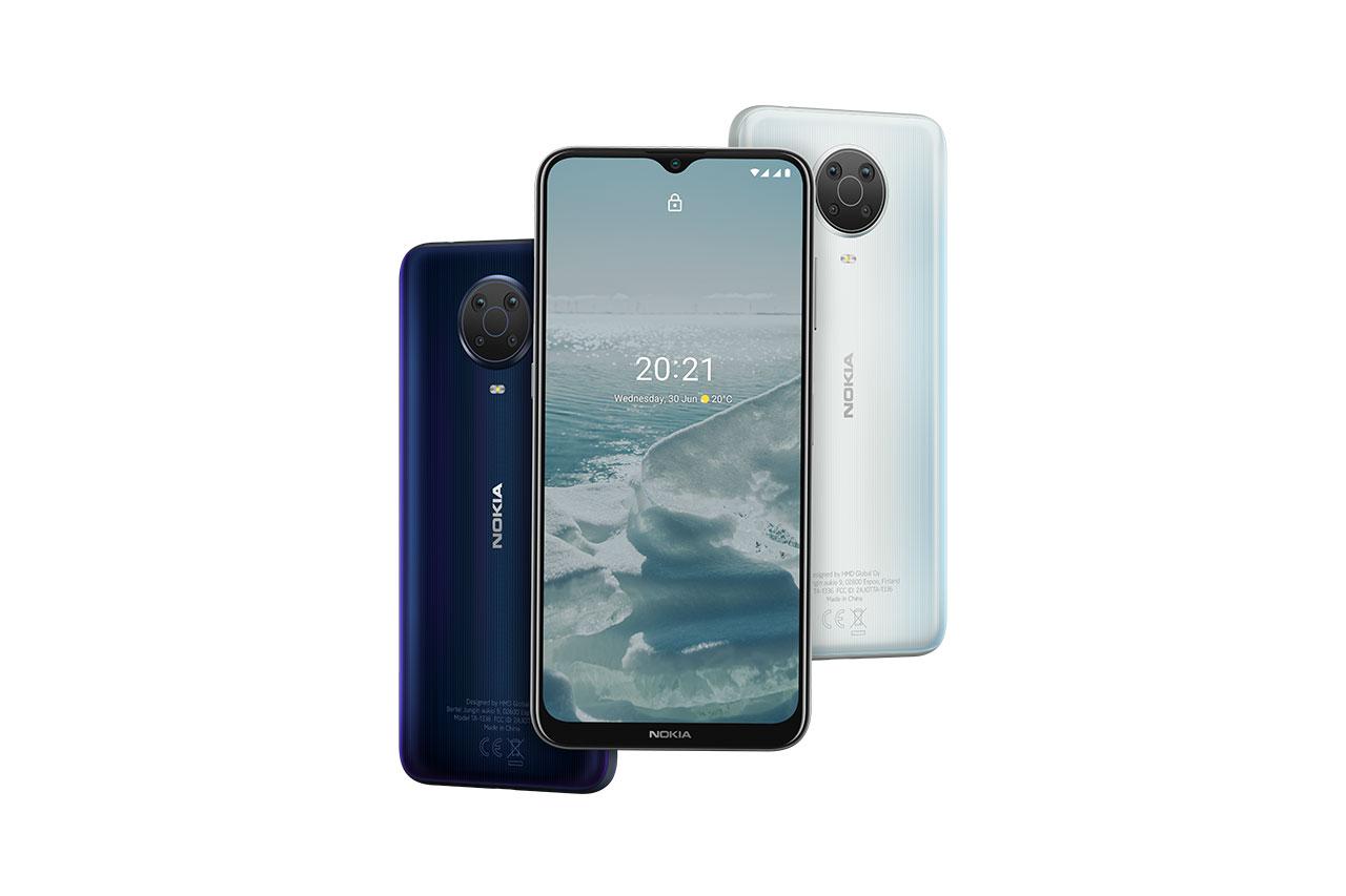 Nokia G20 (תמונה: HMD Global)