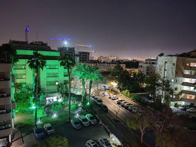 צילום לילה עם AI (צילום: רונן מנדזיצקי)