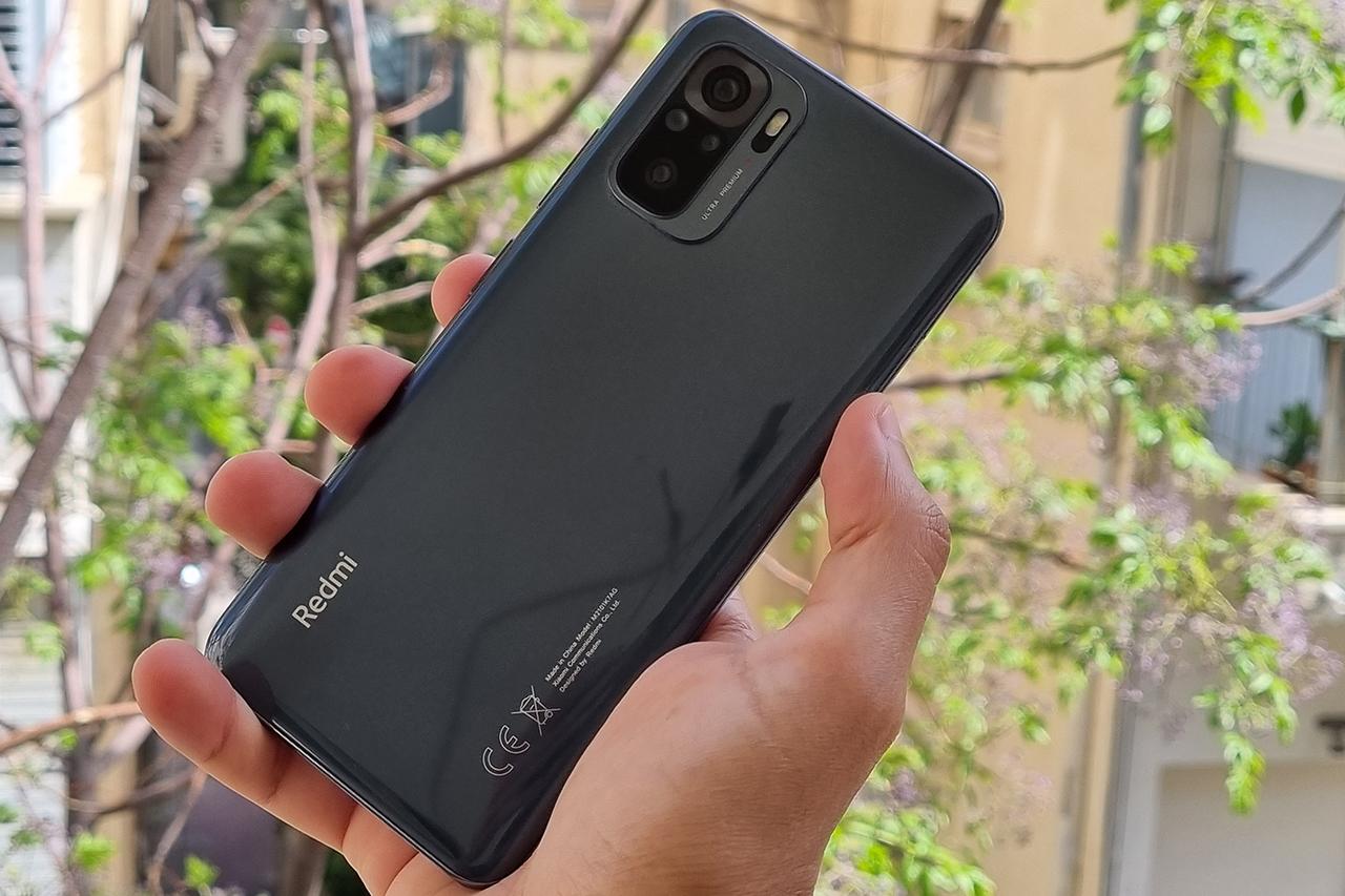 Redmi Note 10 (צילום: אוהד צדוק)