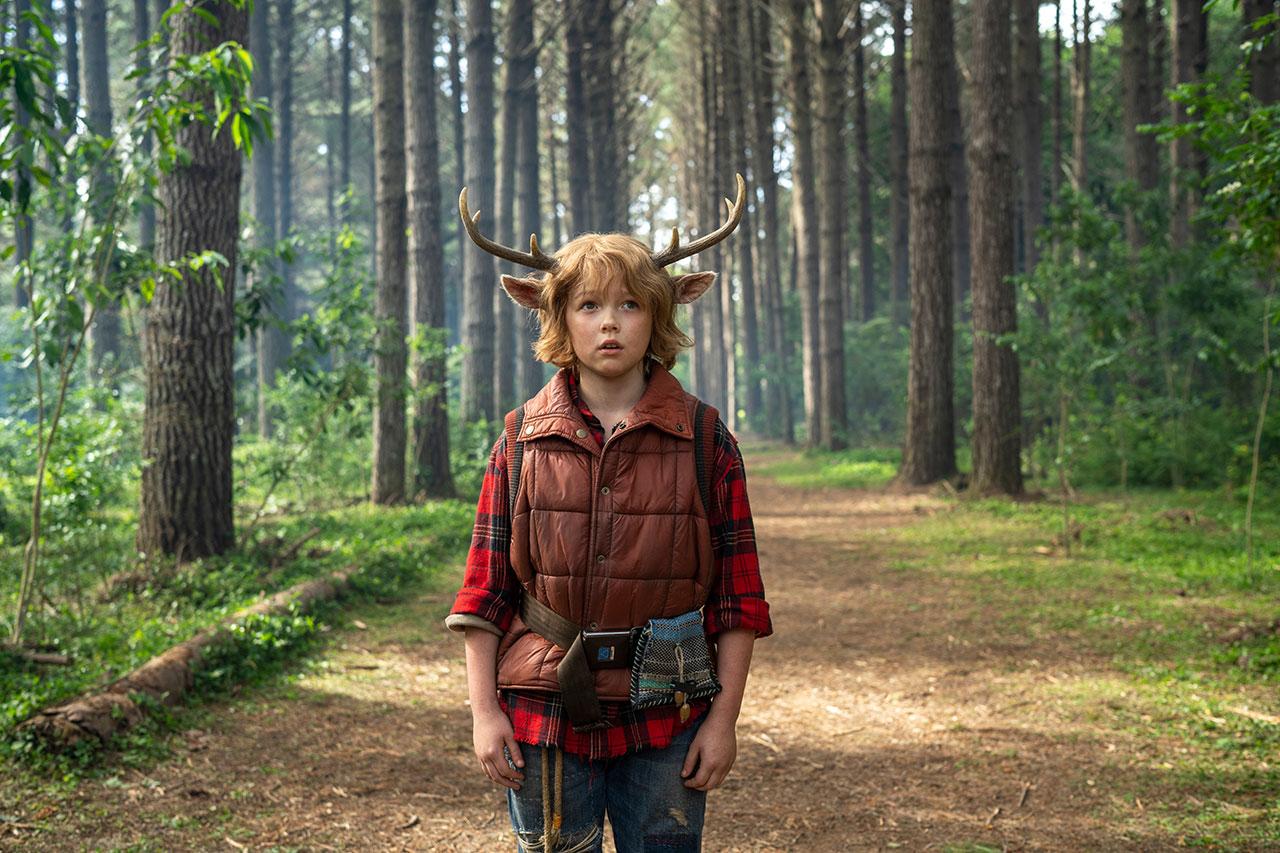 סוויט טות': נער עם קרניים (צילום: KIRSTY GRIFFIN, תמונה באדיבות Netflix)