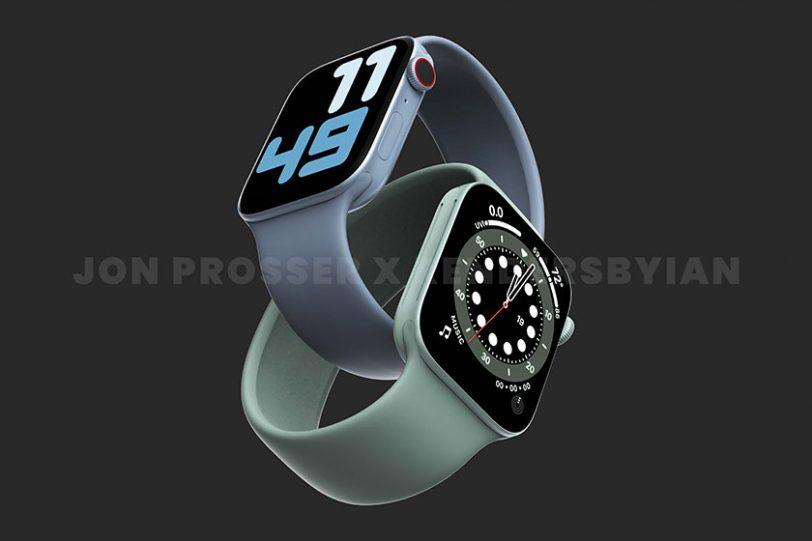 Apple Watch Series 7 (Foto: Jon Prosser)