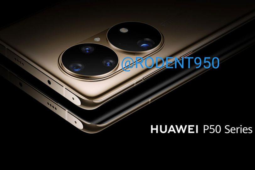Huawei P50 (תמונה: Twitter / Rodent950)