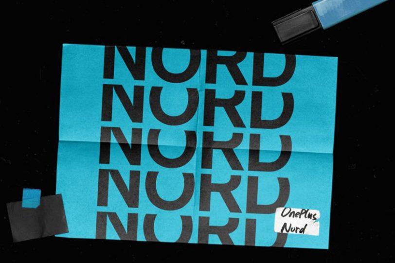 OnePlus Nord Poster (תמונה: OnePlus)