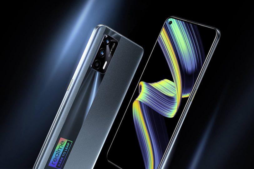 Realme X7 Max 5G (תמונה: Realme)