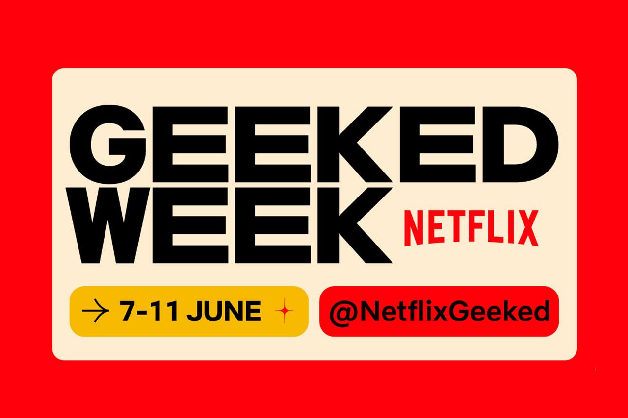 Netflix GeekEd
